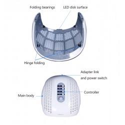 Tunnel LED pour visage et...